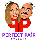 Perfect Pair Podcast Logo